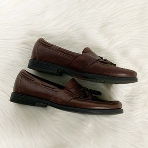 Sperry Shoes - Sperry | Brown Leather Tassel Loafers SZ 7.5